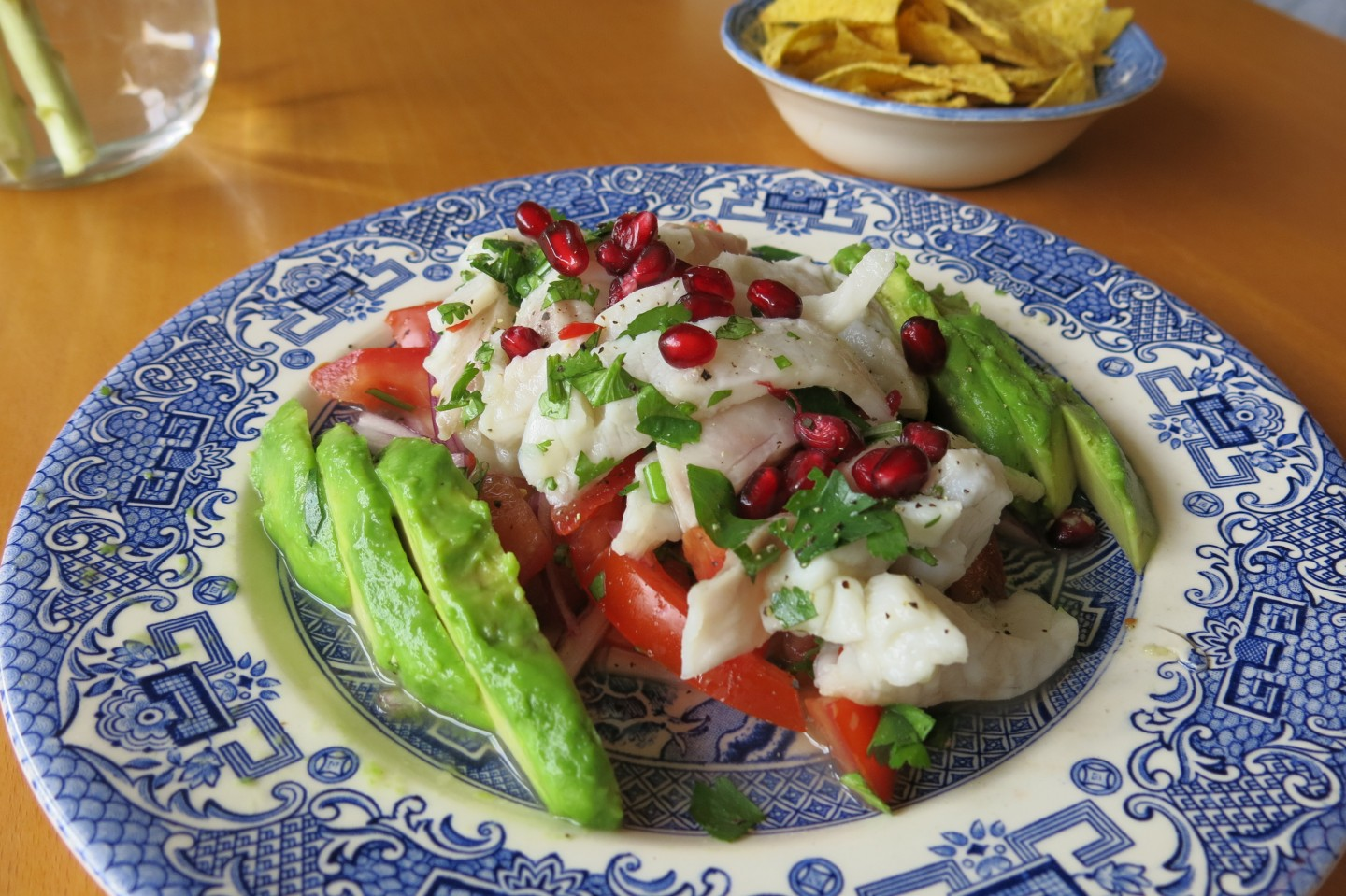 Sea bass ceviche recipe