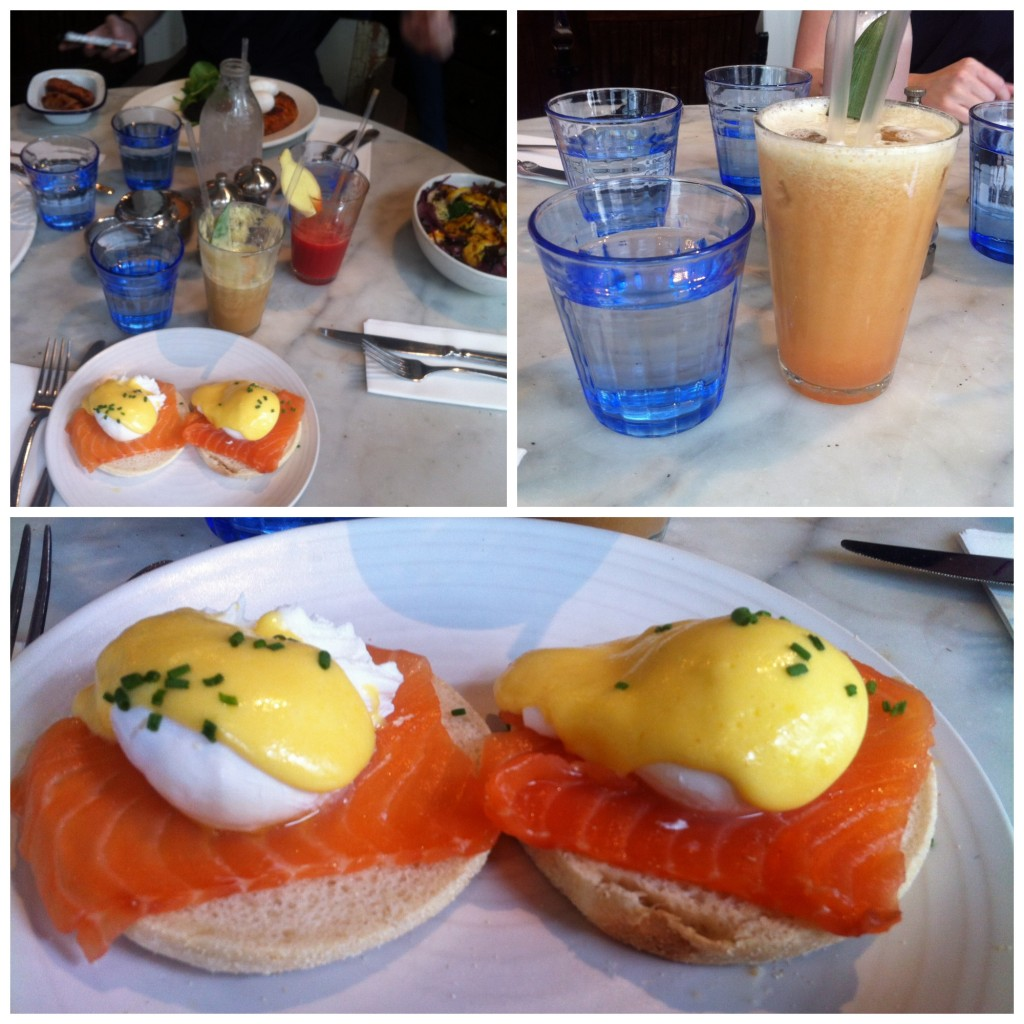 Review of The Riding House Cafe, Fitzrovia