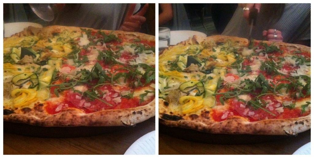 Review of Homeslice Pizza, Covent Garden