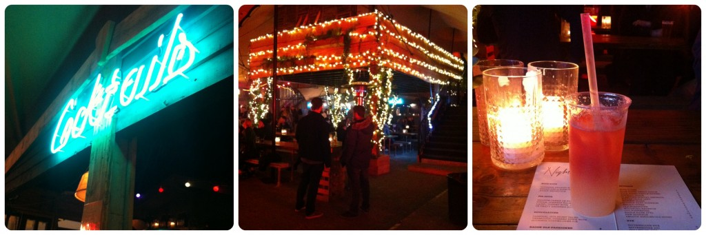 Review of Night Tales, Old Street