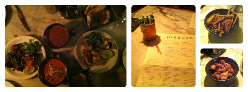 Review of Dishoom, Shoreditch.