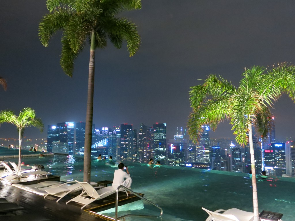 Singapore: Marina Bay Sands Hotel