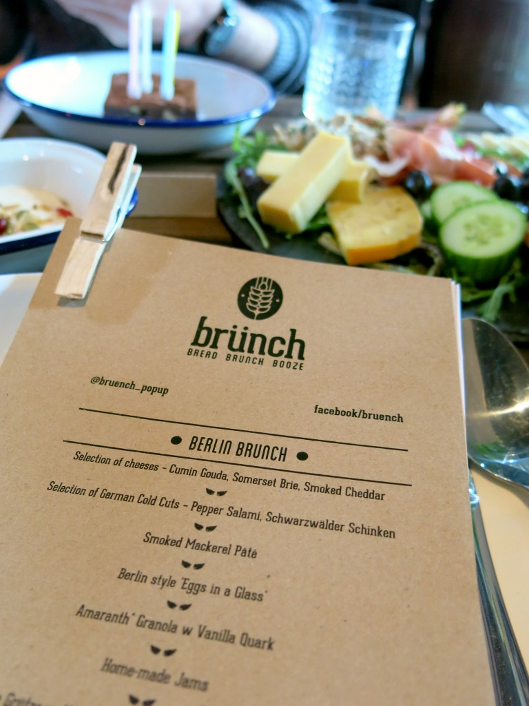 Brünch pop-up