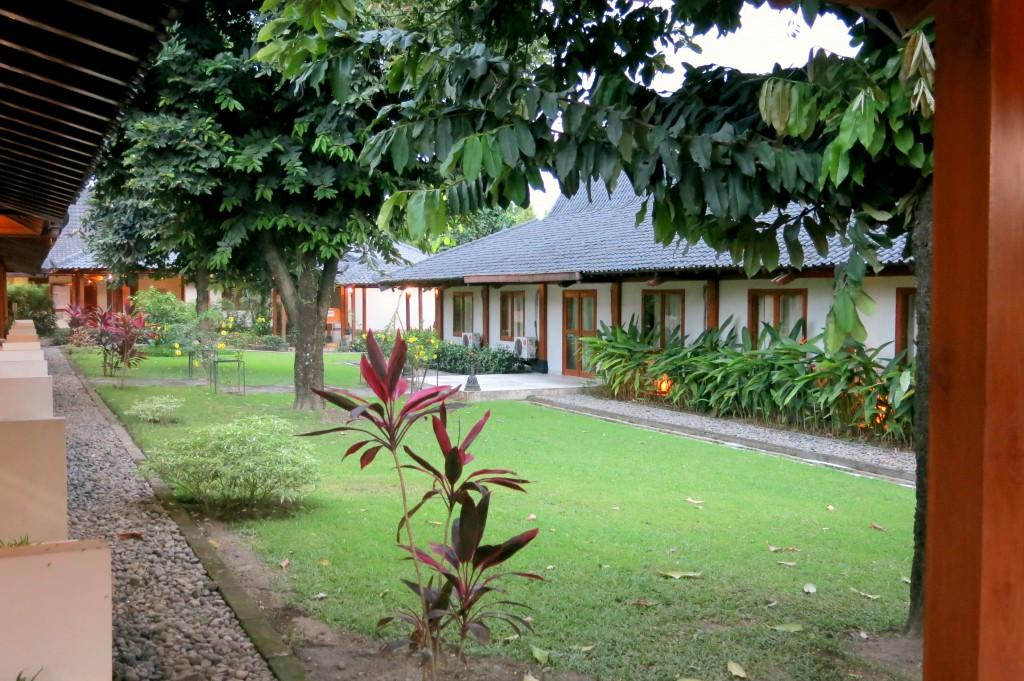 Hotel, Borobudur