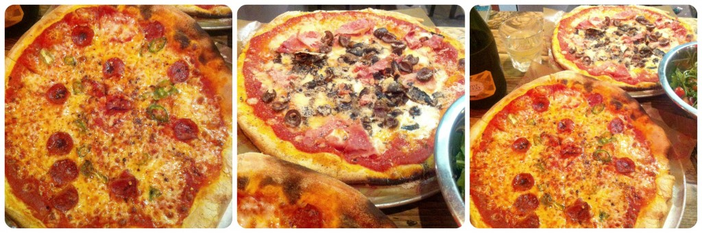 Review of Pizza Union, Spitalfields