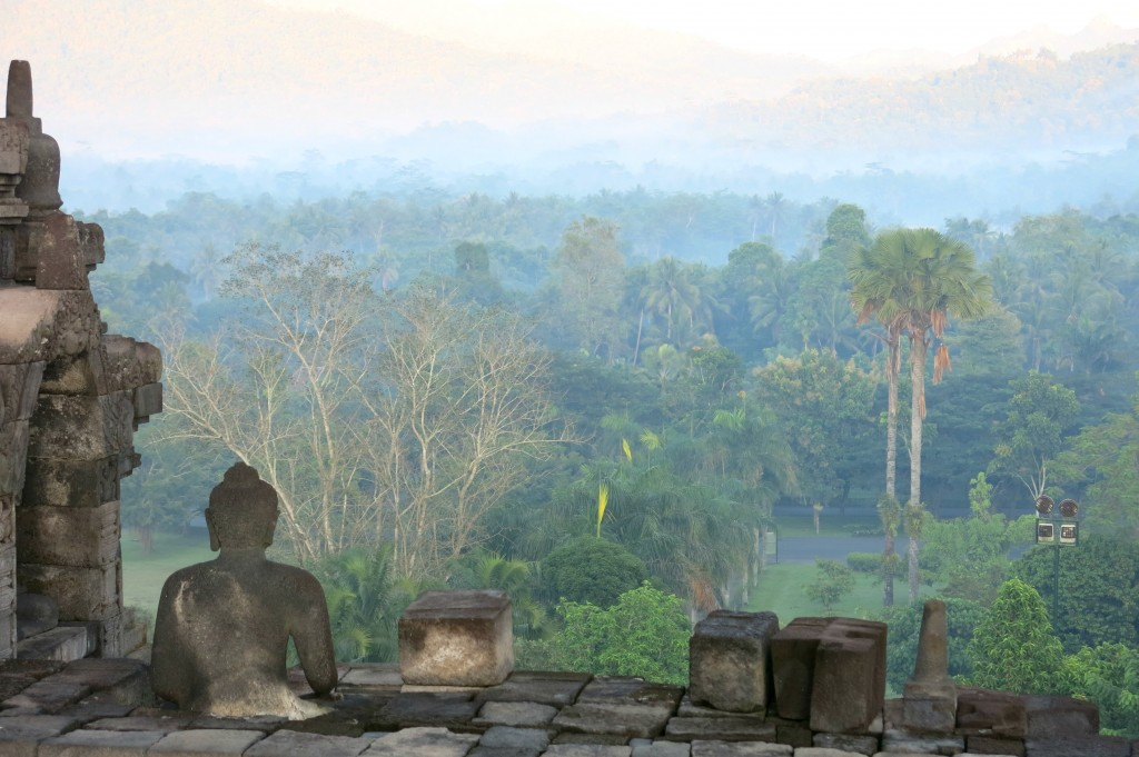Indonesian Adventure Part 1: Temples in Java