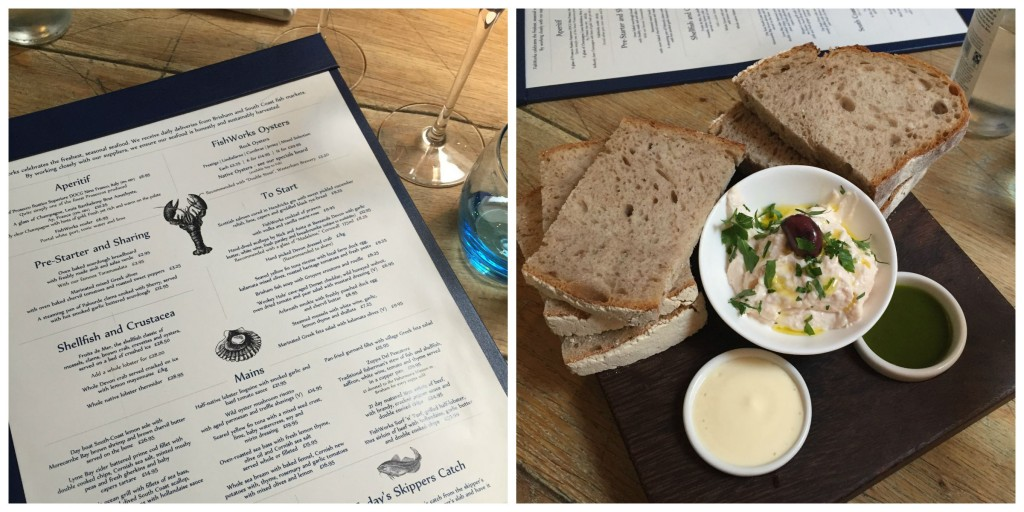 Review of FishWorks, Marylebone