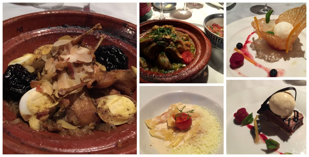 Top 5 where to eat Marrakech  El Fenn