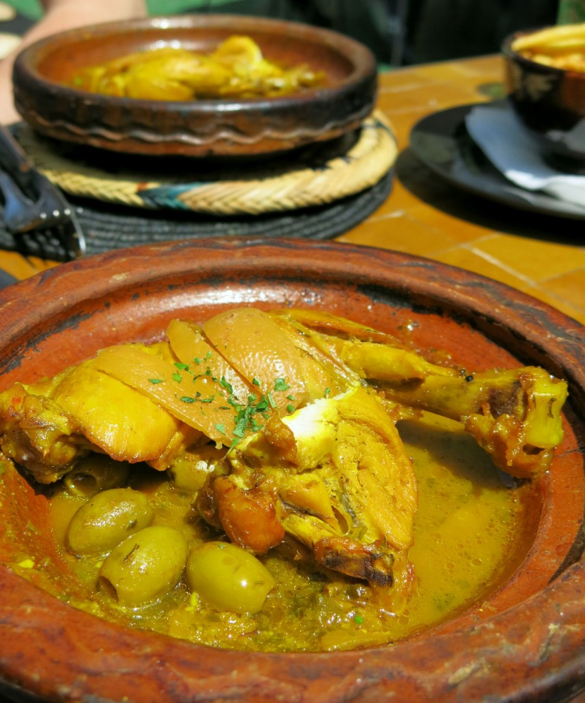 Top 5 where to eat Marrakech Le Jardin