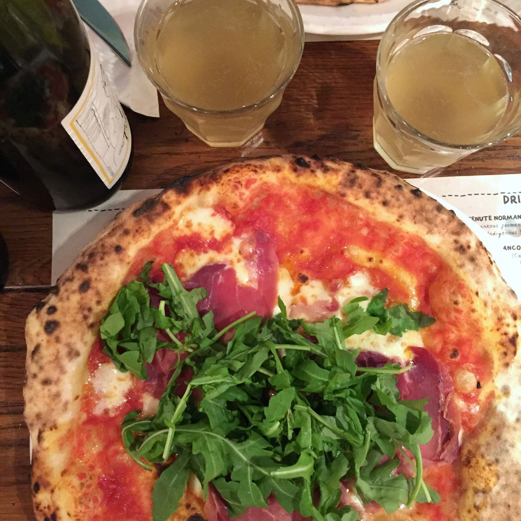 Review of Franco Manca, Broadgate Circle