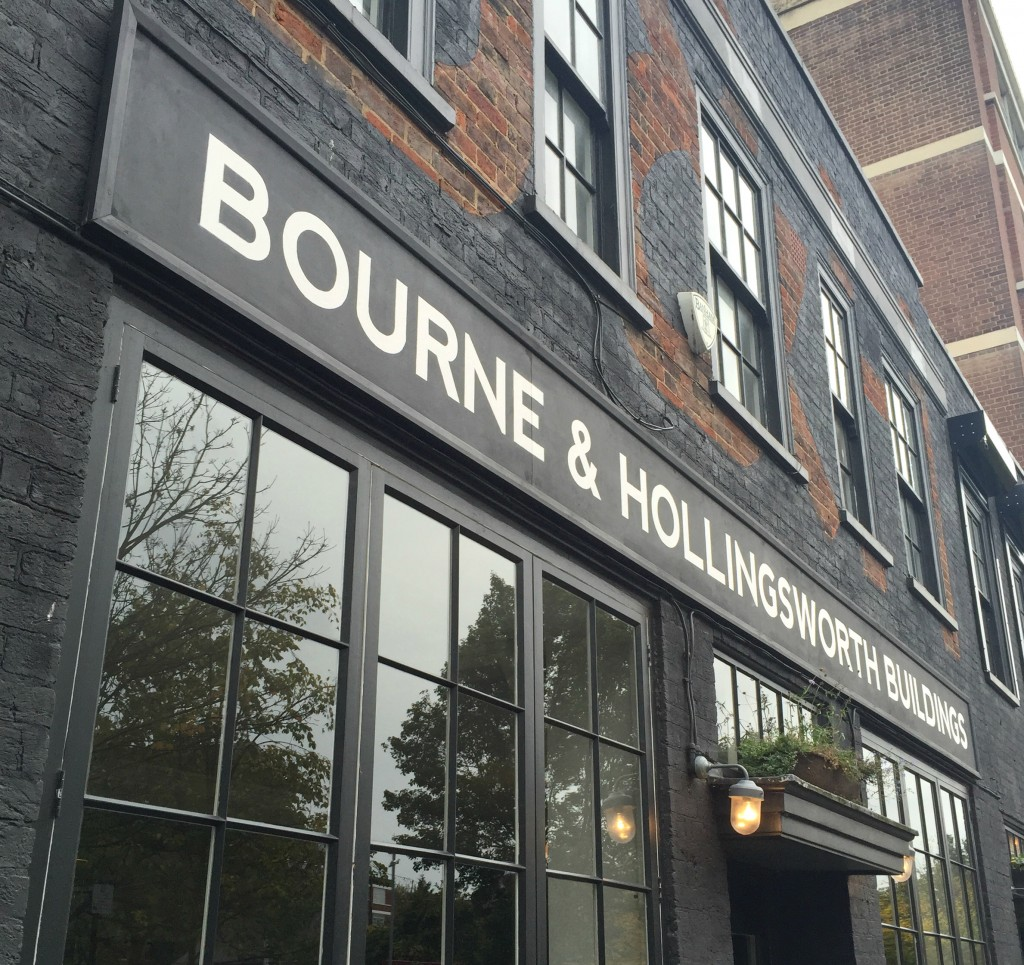 Review Bourne and Hollingsworth
