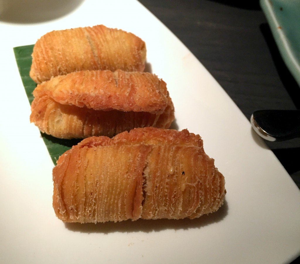 Review Yauatcha Soho