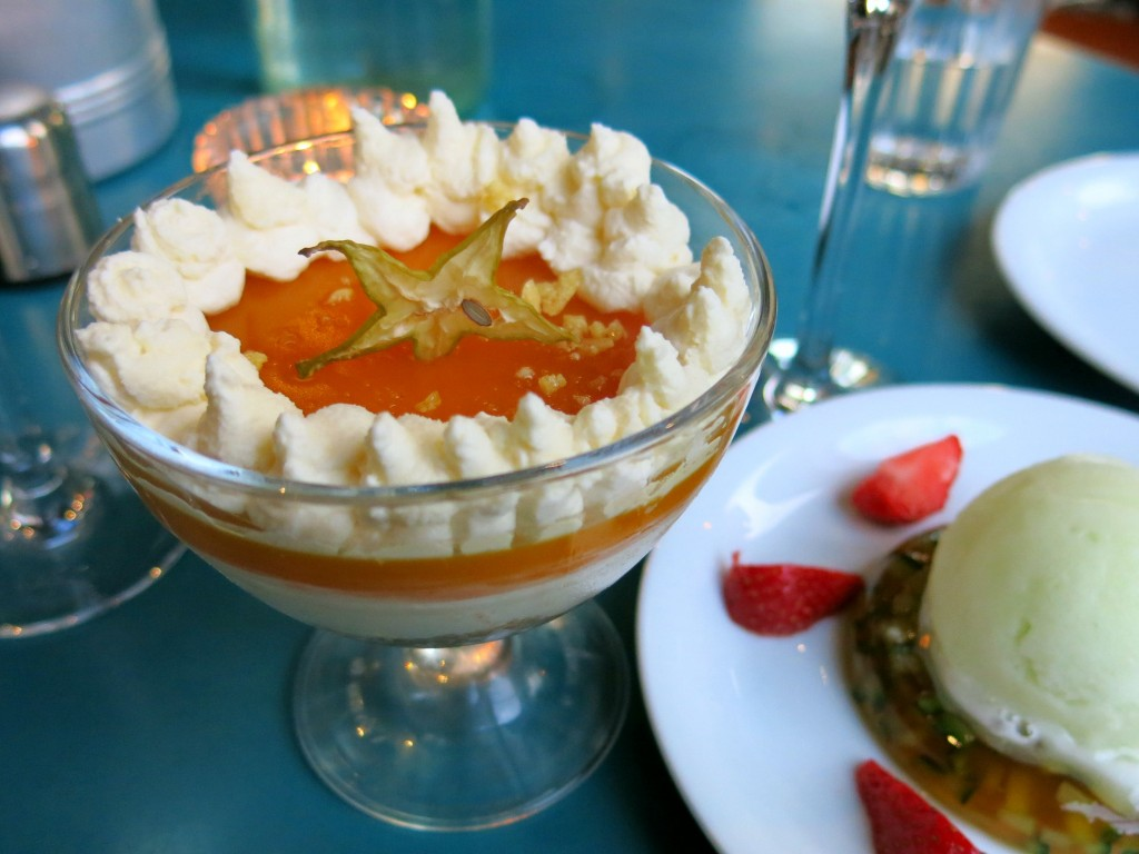Review of Coin Laundry, Exmouth Market - Cheesecake