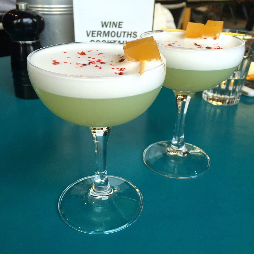 Review of Coin Laundry, Exmouth Market - Cocktails