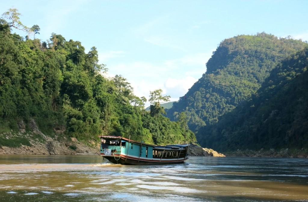 Travel on the Mekong River