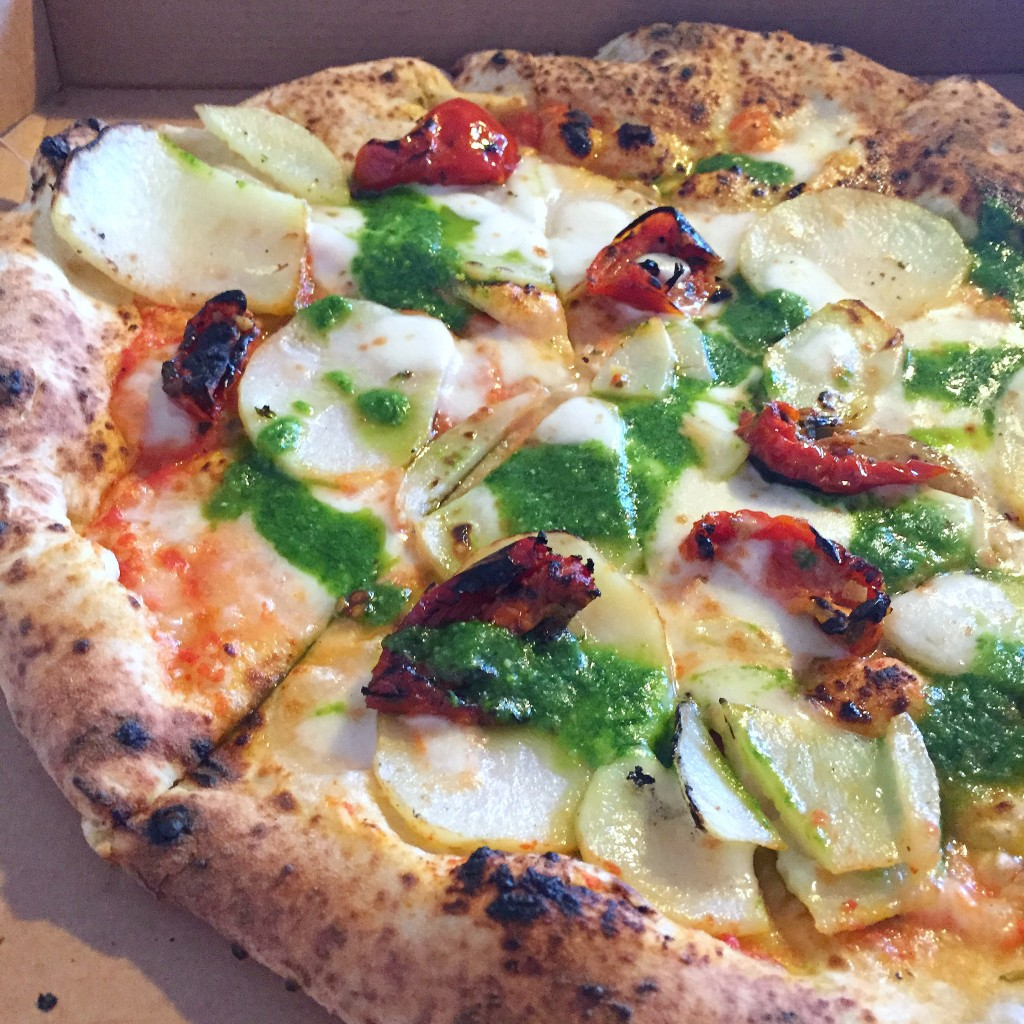 Top 5 pizza London - The best sourdough