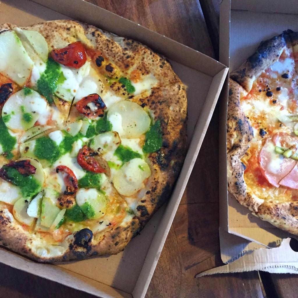 Bona Sourdough Pizza, Forest Hill