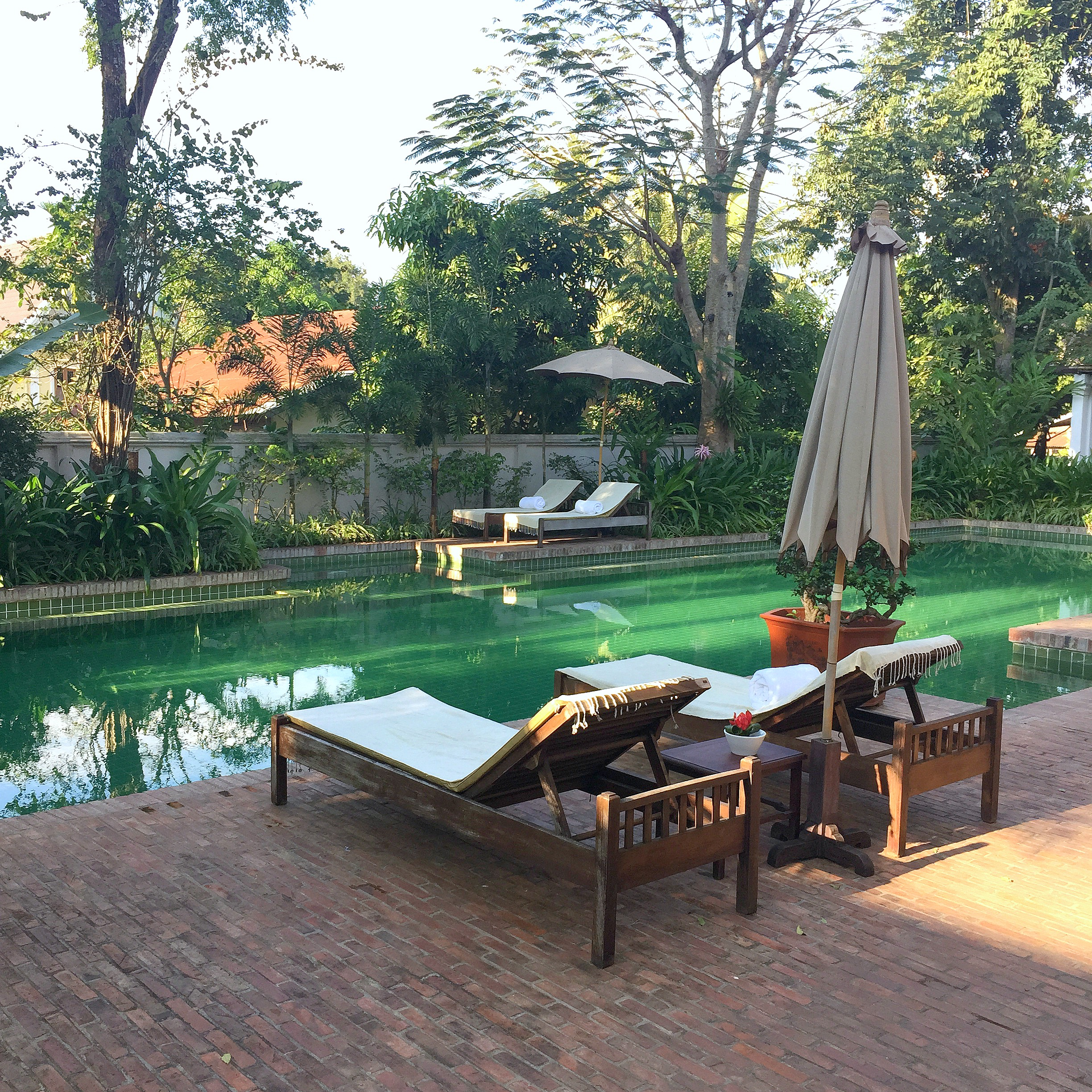 Luxury boutique hotel in luang prabang laos satri house for Luxury hotels in laos