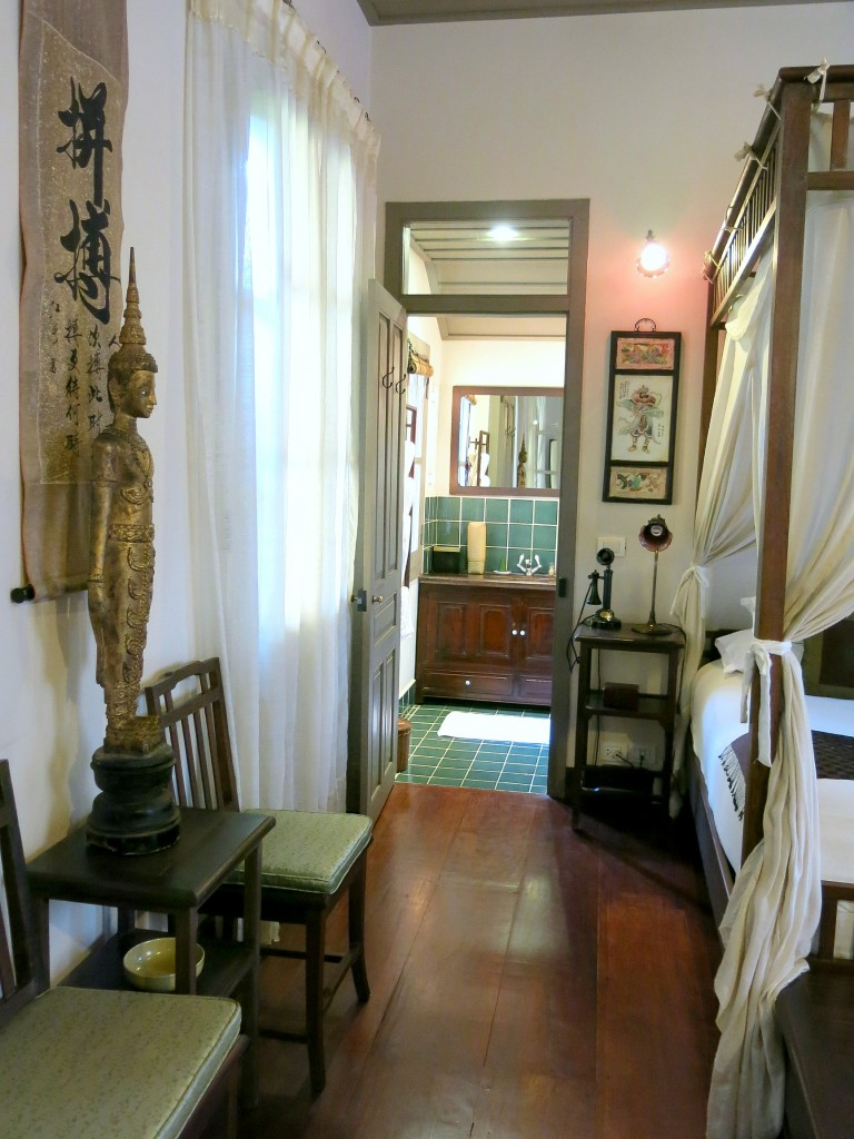 Luxury boutique hotel in luang prabang laos satri house for Luang prabang luxury hotels