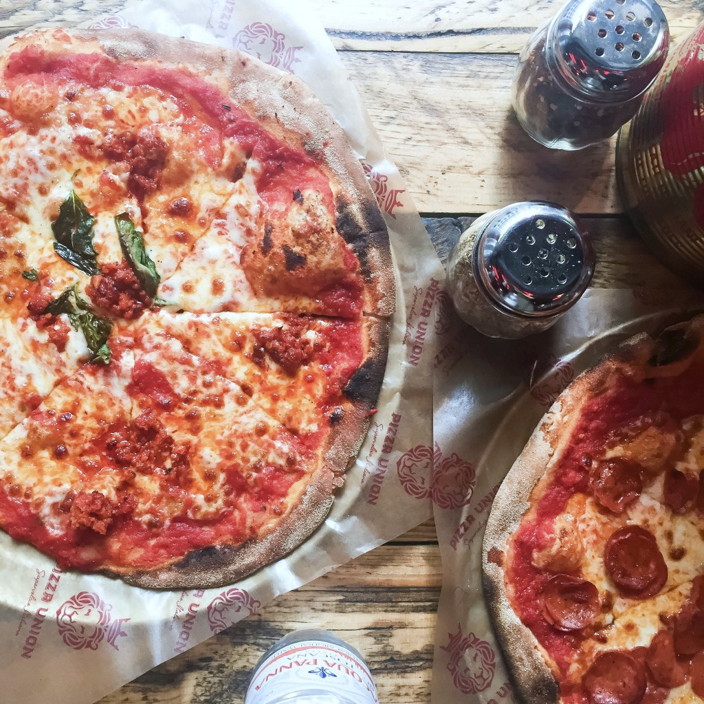 Top 5 pizza in London - Best Value