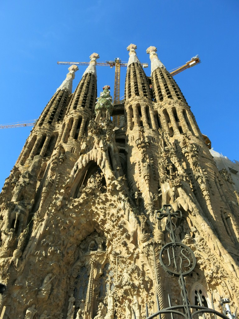 Awesome August Sadrada Familia