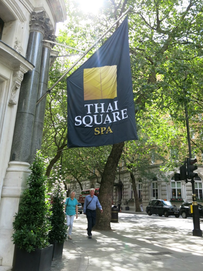 Awesome August Thai Square Spa