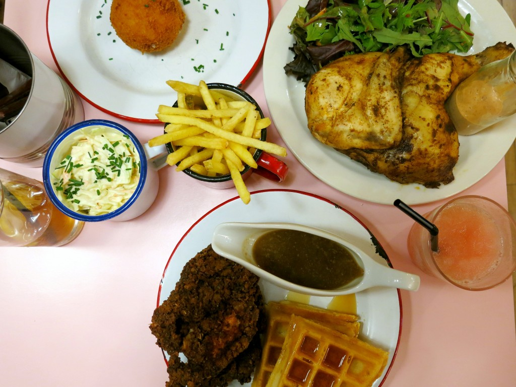 Ma'Plucker chicken, Soho