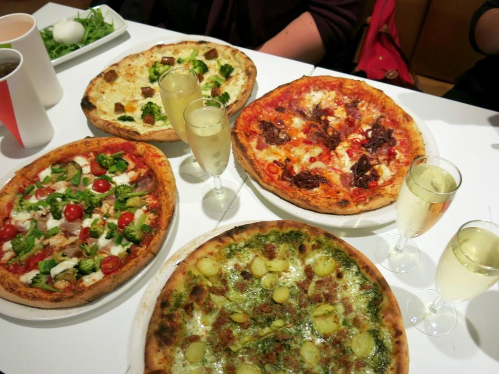 Pizza Buzz, Old Street