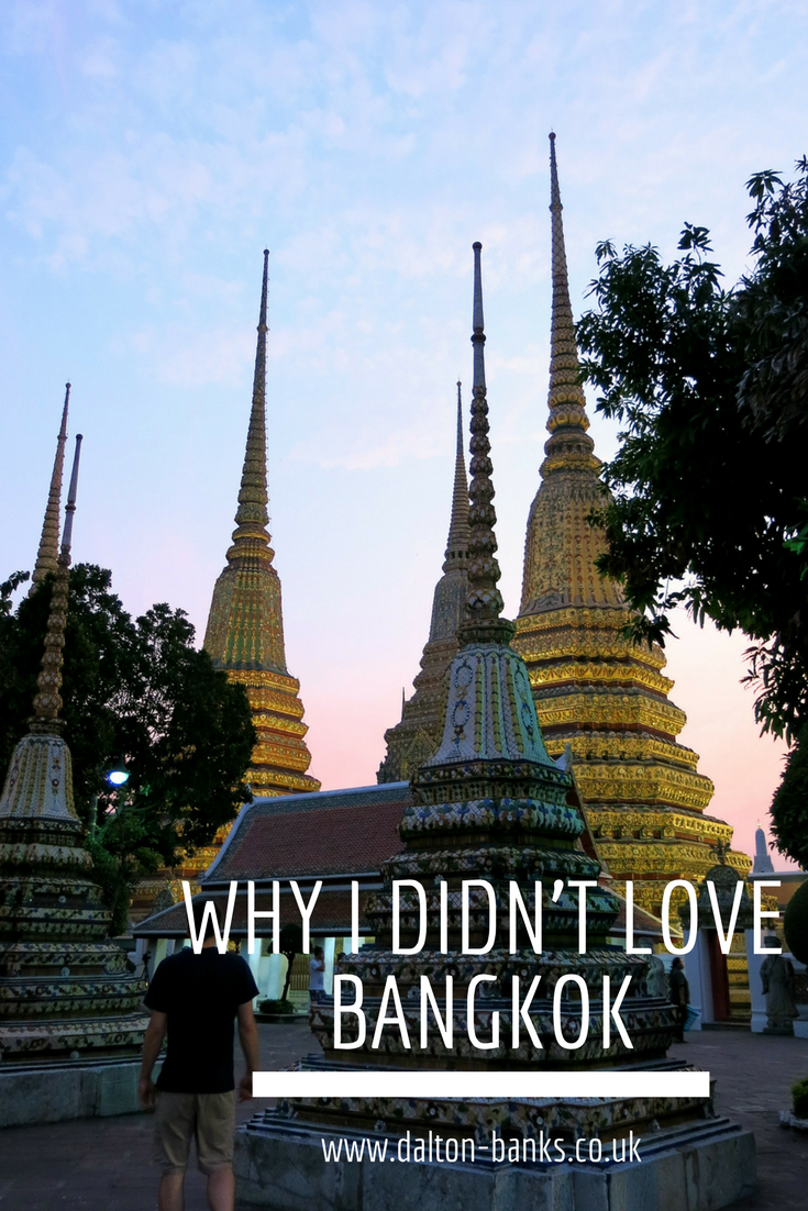 Why I didn't fall in love with Bangkok