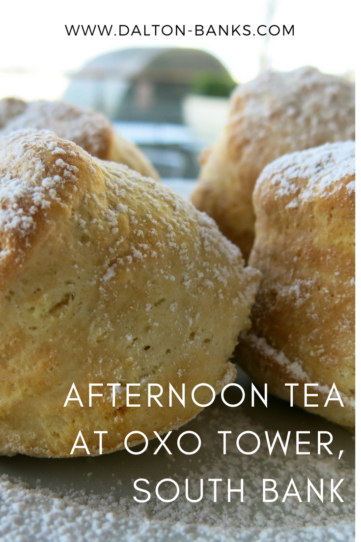 Afternoon Tea at OXO Tower, South Bank