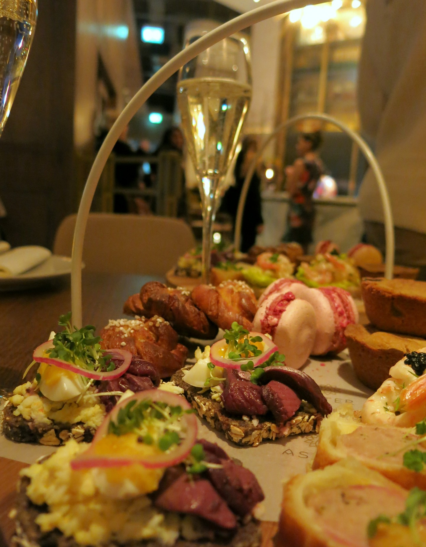 Nordic Afternoon Tea at Aster, Victoria