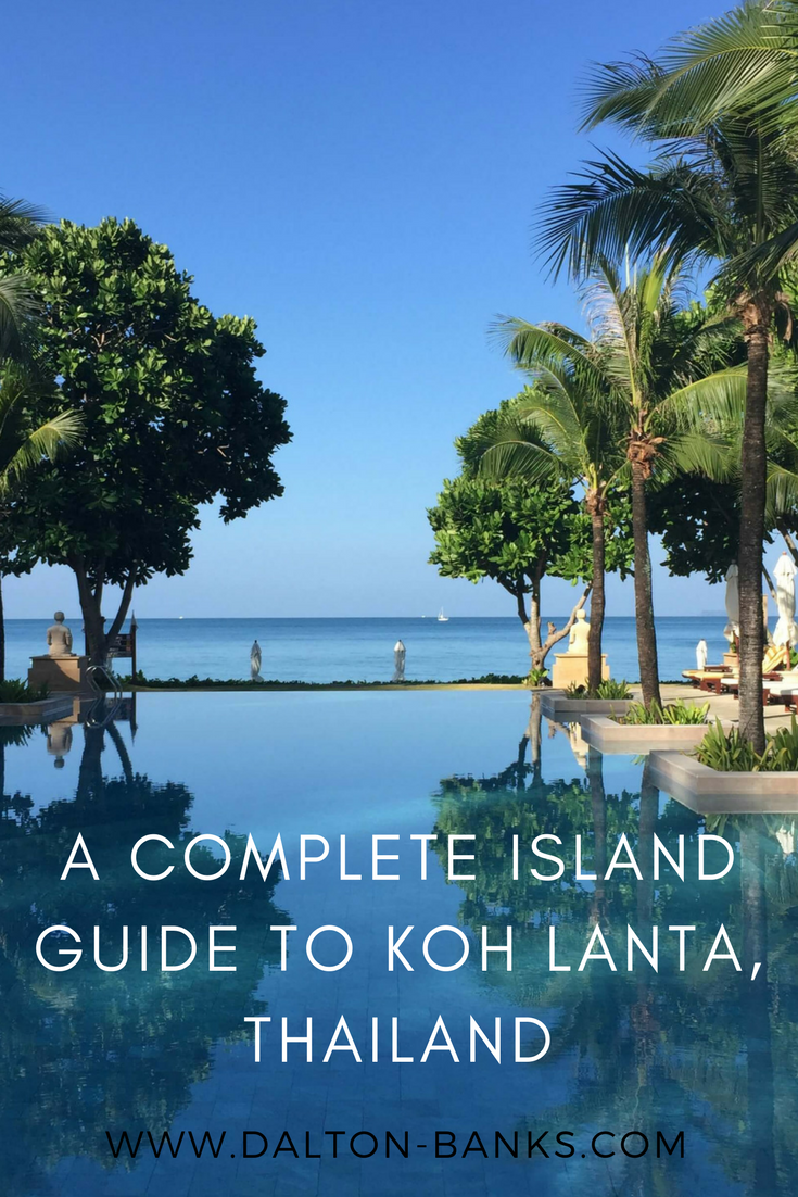 Island Guide to Koh Lanta, Thailand Pin It