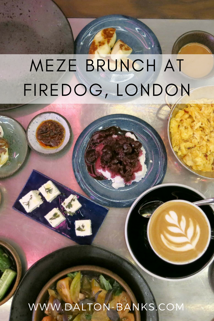 You need to try the epic meze brunch at Firedog in London!