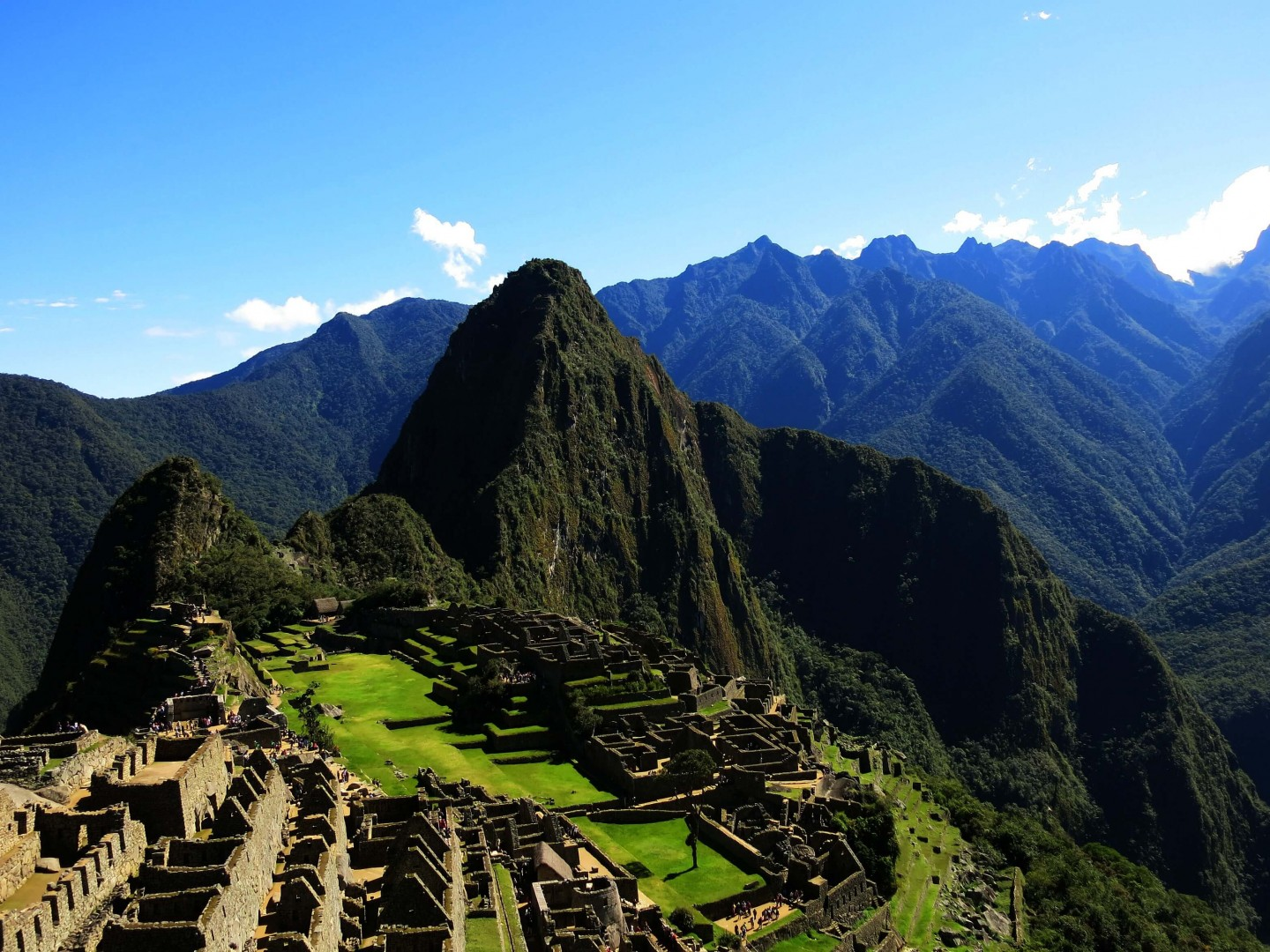 Postcards from Peru - Machu Picchu