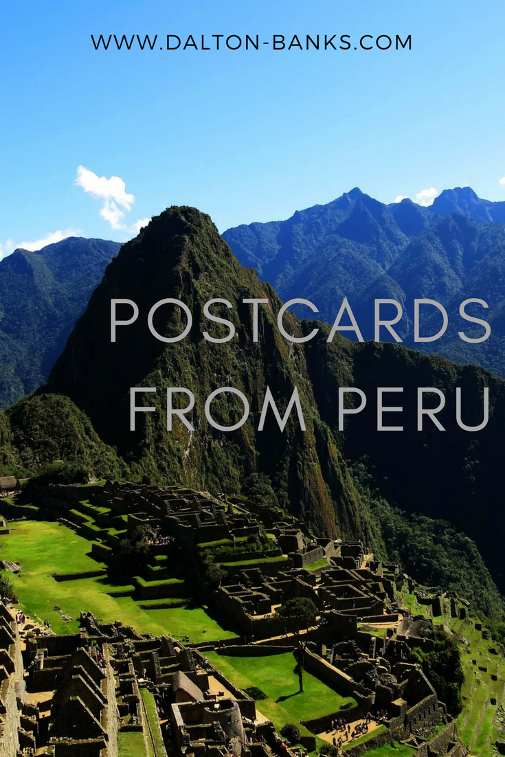 Snapshots from our time traveling around Peru. The beautiful cobbled streets of Cusco, to the stunning Machu Picchu!