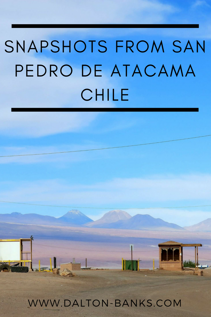 Snapshots from our time in San Pedro de Atacama. The landscapes are so beautiful!