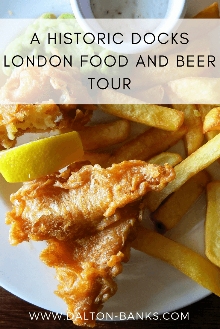 A Historic Docks London Food Tour