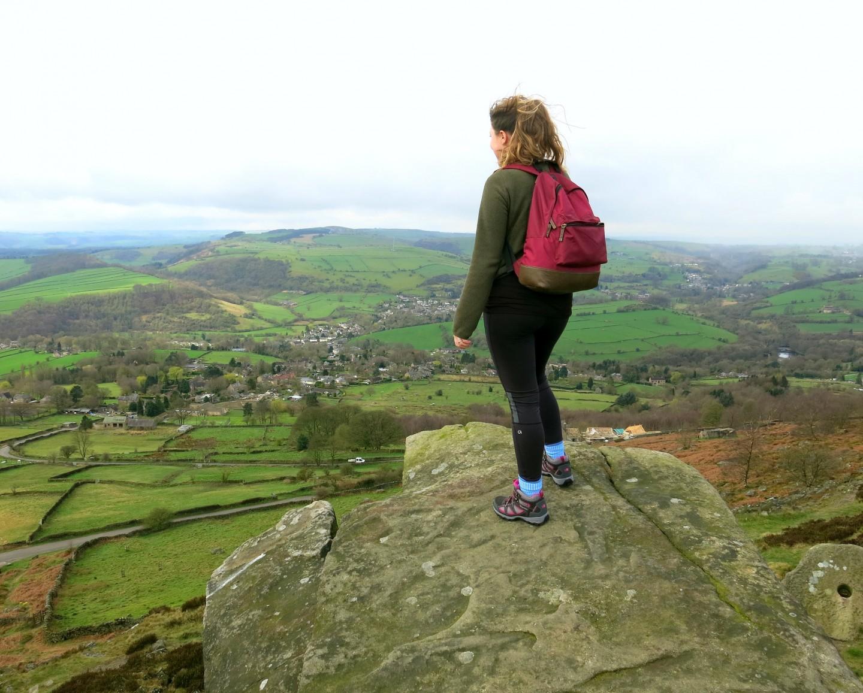 A relaxing weekend away walking through the Peak District