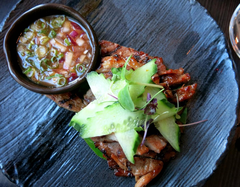 Luxury Thai dining at Mango Tree restaurant in Belgravia, London.