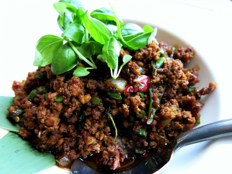 Luxury dining at Mango Tree in Belgravia | Thai restaurant London