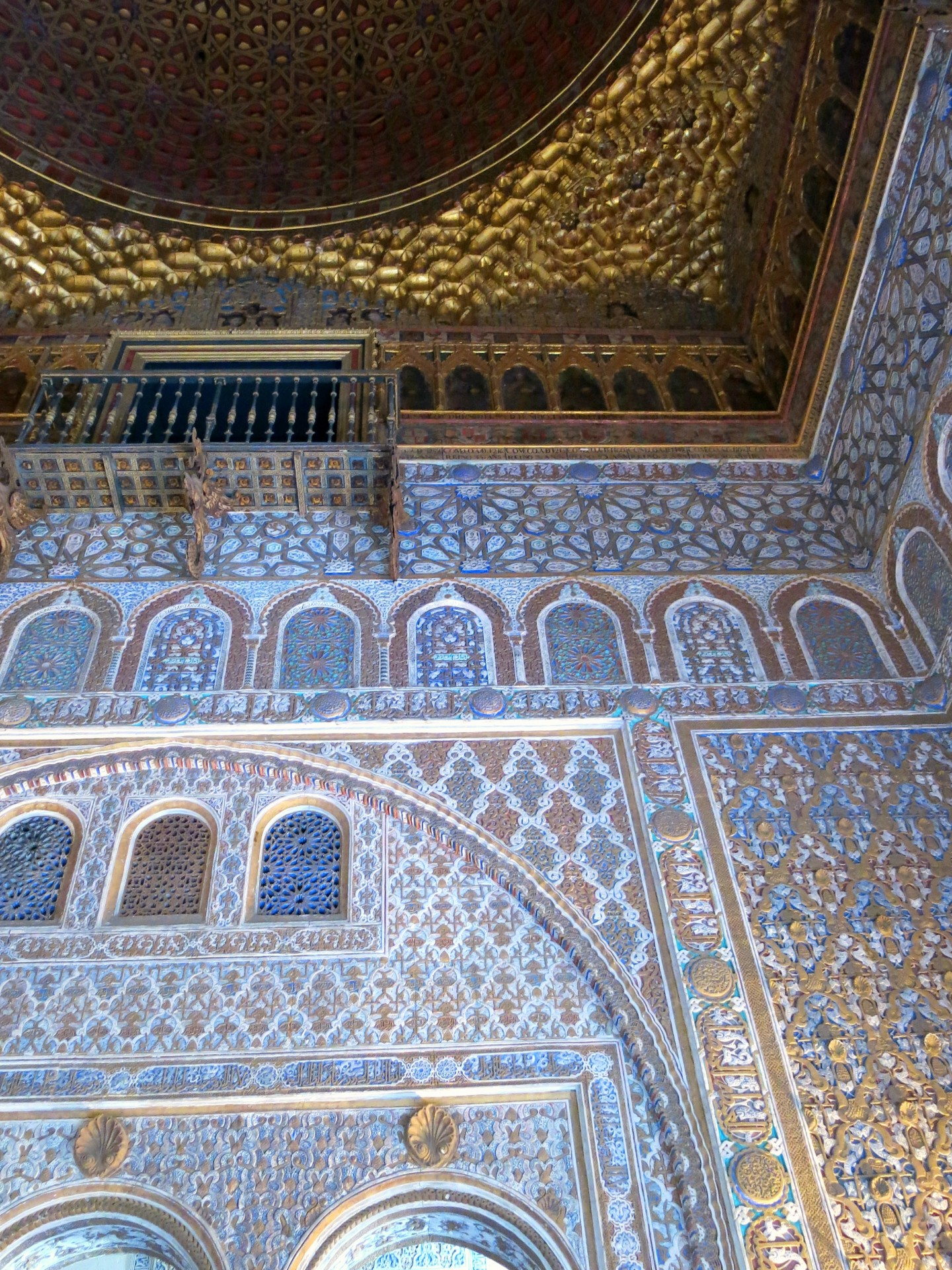 The Real Alcázar in Seville is stunning and must be on your list of things to see and do whilst visiting Seville in Spain.