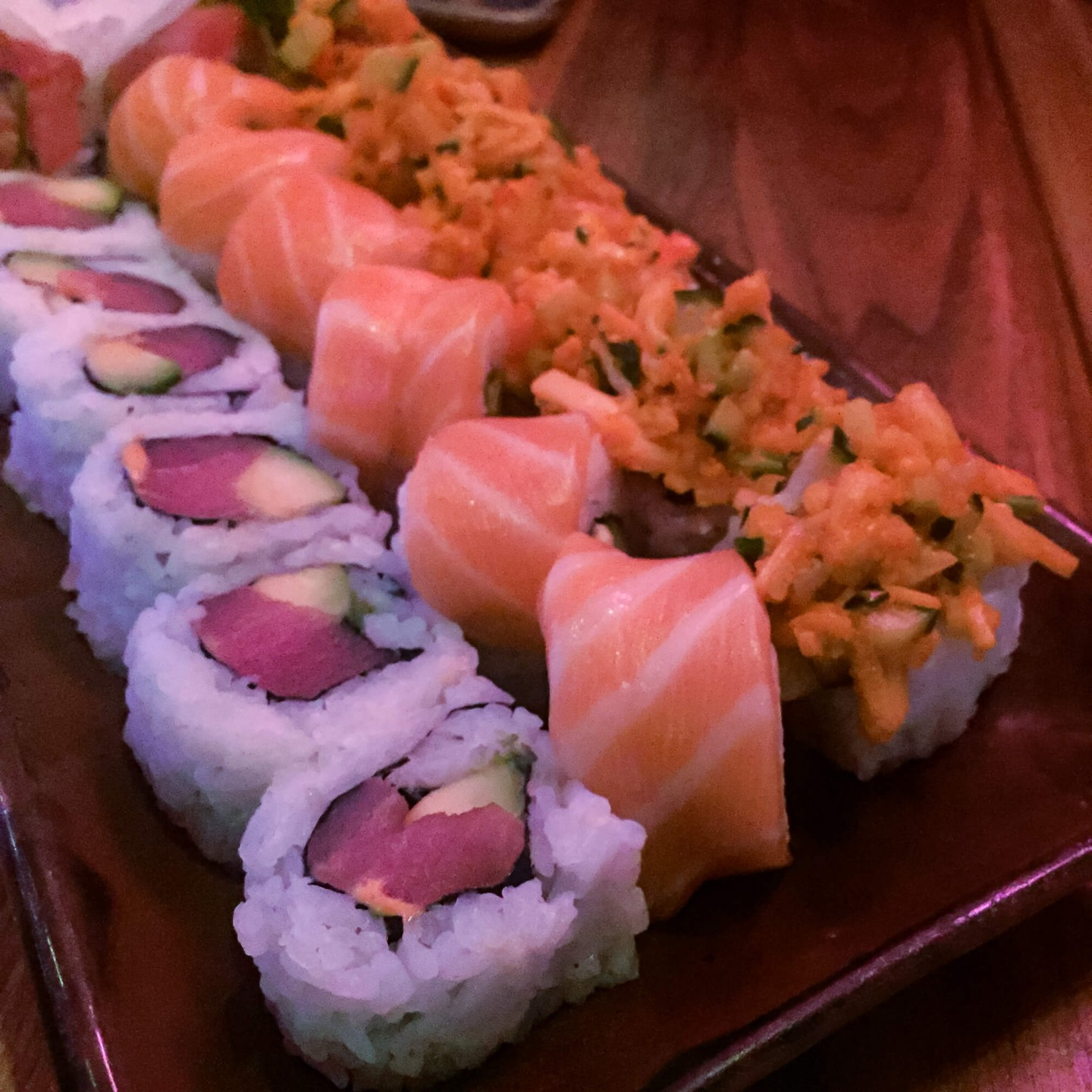 Tokio is a sushi restaurant in Budapest. 1 of 3 top alternative restaurants to eat in Budapest.
