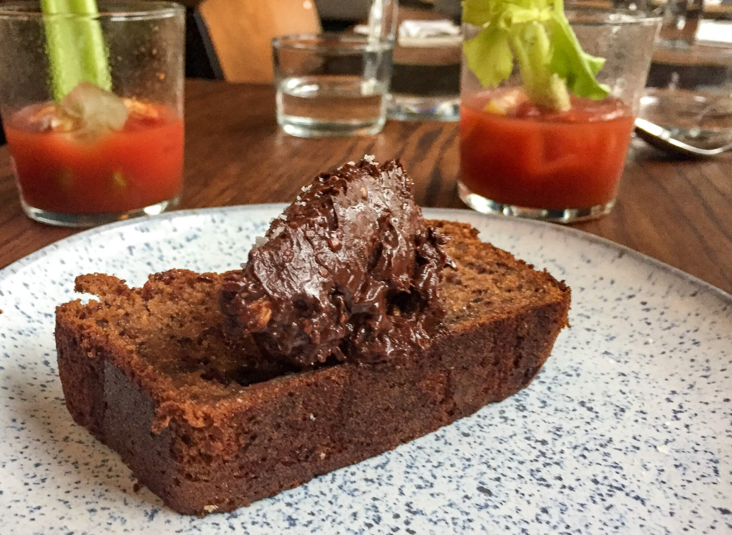 Sharing one of my favourite restaurants for brunch in London. Salon in Brixton serves a lovely small menu of brunch dishes including this epic banana bread and homemade nutella!