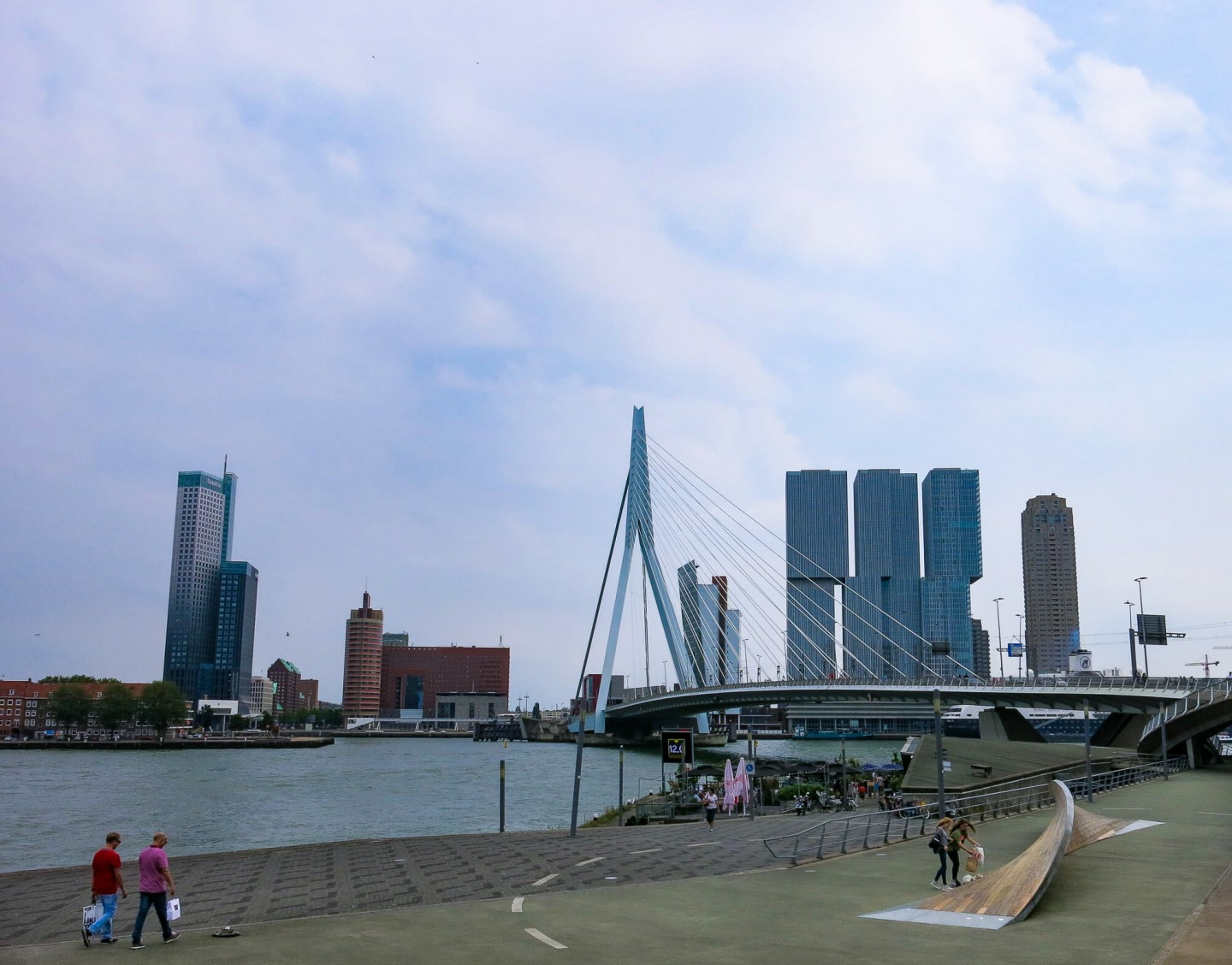 Rotterdam makes a great European city break. It is full of modern architecture, making it a great alternative to Amsterdam.