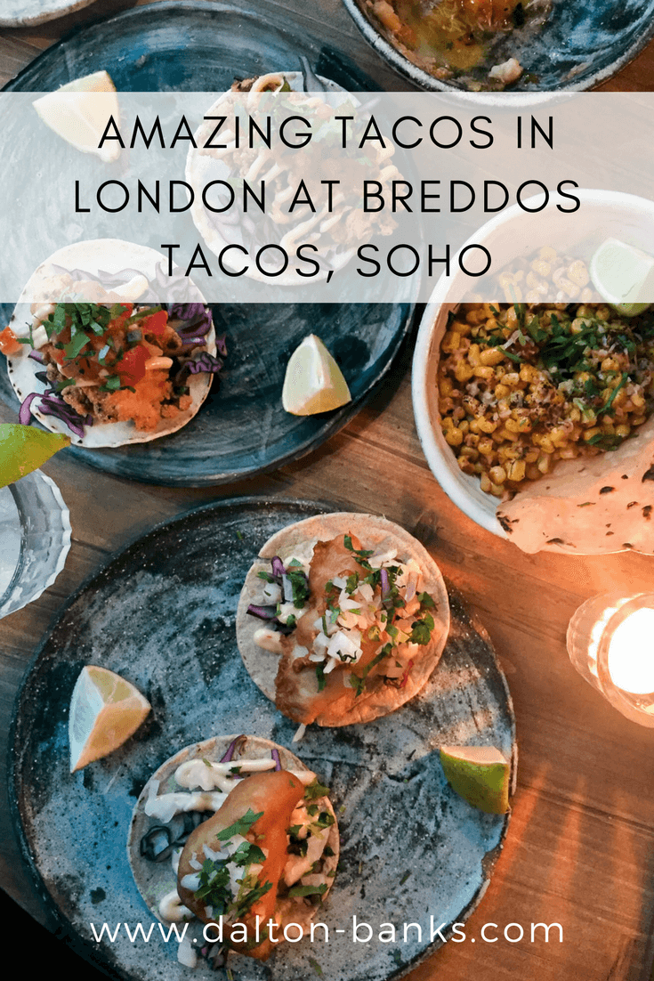 Breddos Tacos serves some of the best tacos in London! Full review on the blog.