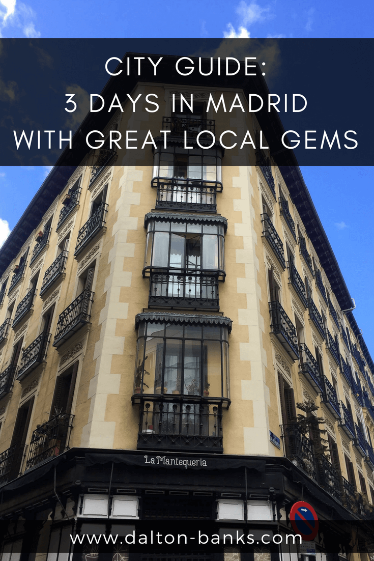 A detailed guide to Madrid, Spain. 3 days in Madrid - what to do, where to eat and local gems too! Travel guide to my favourite Spanish city!