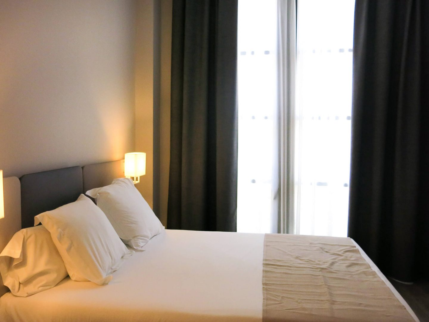 Where to stay in Barcelona, Spain. We loved this hotel in the Gothic Quarter in Barcelona.