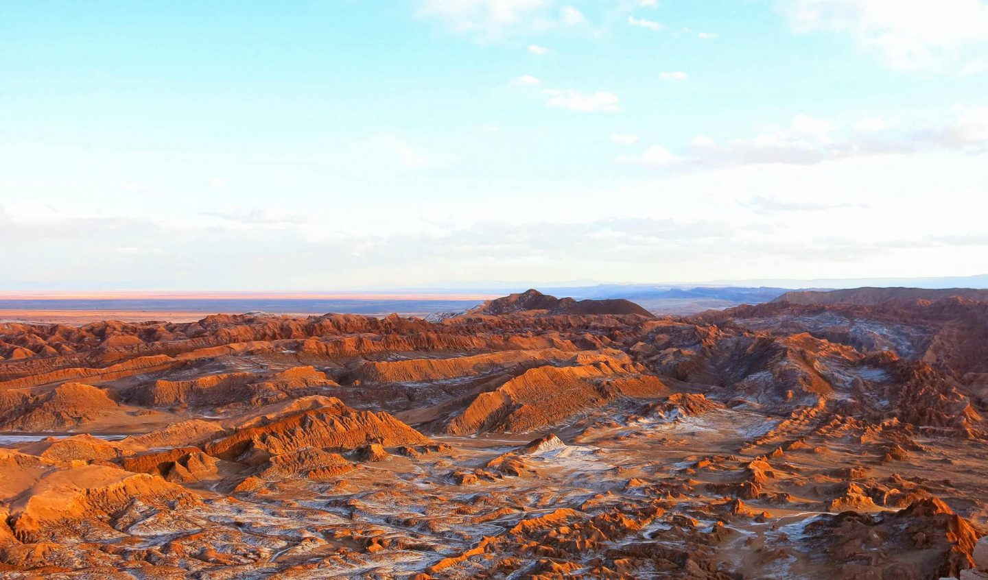 The full low down on all the different tours available in the Atacama Desert in Chile. How many day you should spend in San Pedro and how to book tours.   Dalton-Banks