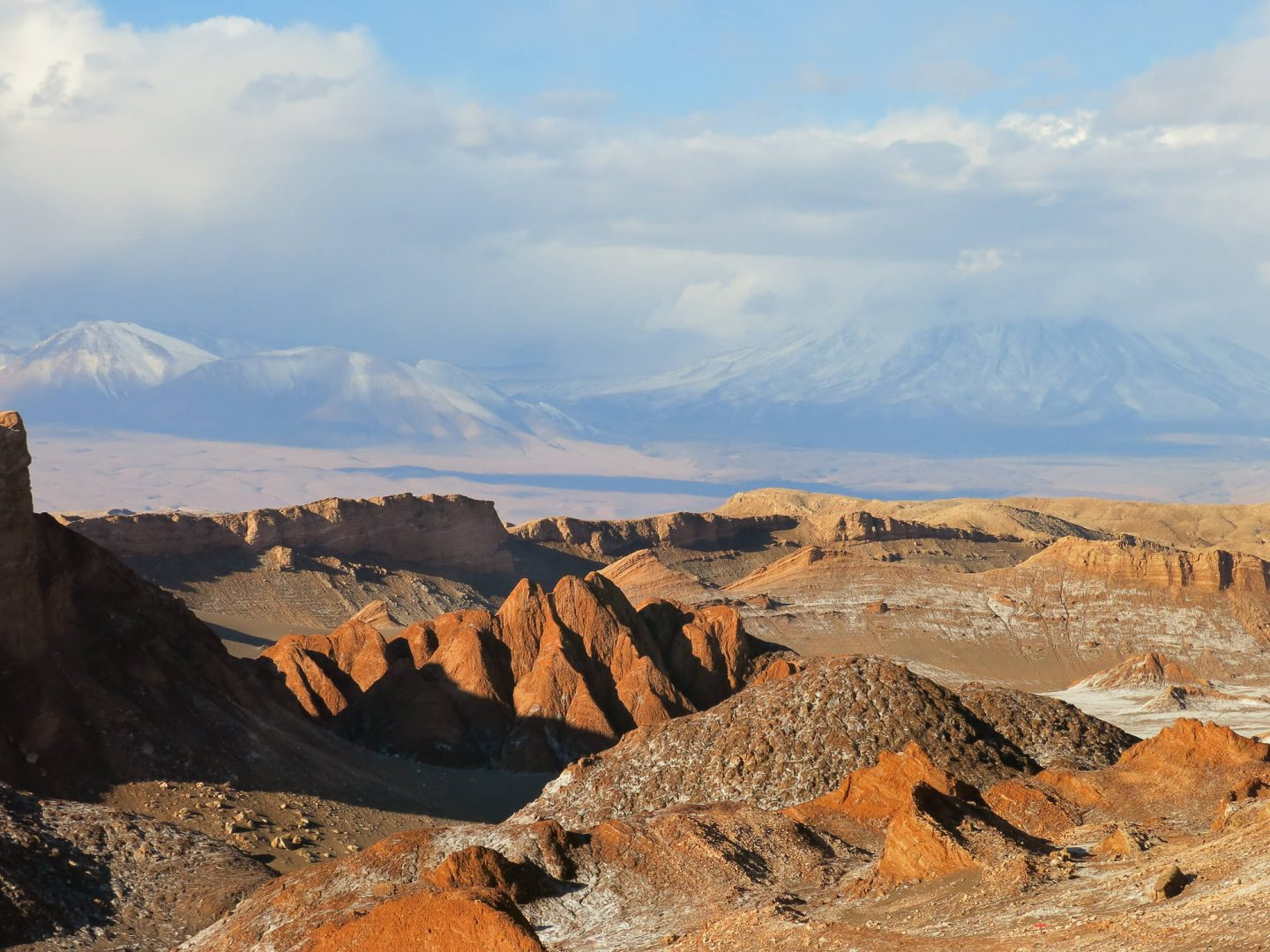 The Atacama Desert in northern Chile is full of stunning landscapes. There are many different tours you can take from San Pedro. Here is a guide to the best tours in the Atacama Desert. | Dalton-Banks