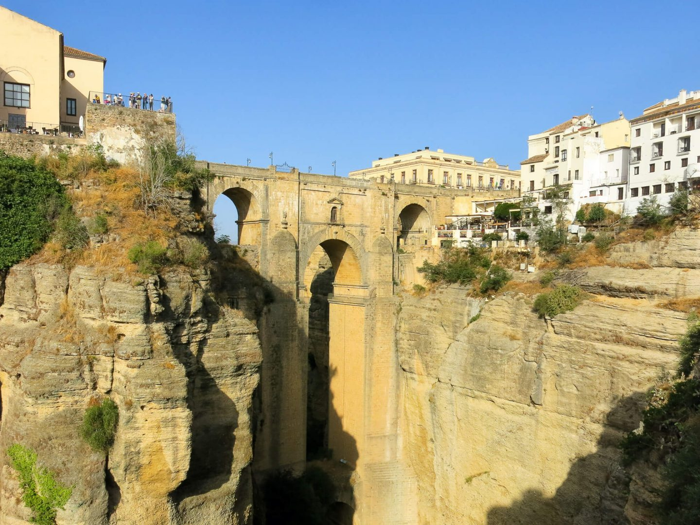 The Spanish town of Ronda. A great day trip from Kempinski Hotel Bahía, Spain